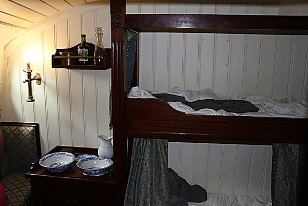 SS Great Britain First Class Cabin